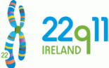 The 22q11 Ireland Support Group was set up to provide help, support and accurate information to Irish families. 22q11 Deletion syndrome is a complex variable condition with over 180 different symptoms caused by a micro-deletion on the 22nd chromosome. No two persons with 22qDS will have exactly the same symptoms and some individuals will develop newer ones over time.https://www.22q11ireland.org/