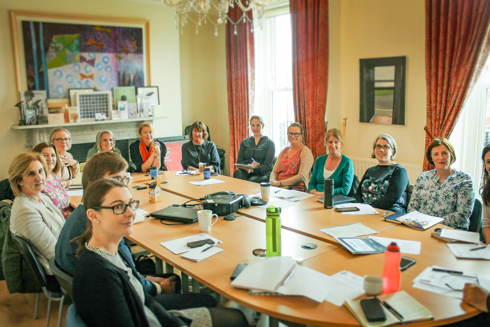 A meeting of the Rare Disease Taskforce