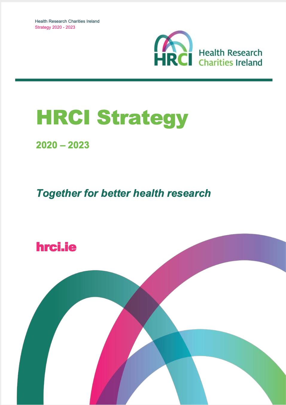 Image HRCI strategy 2020-2023