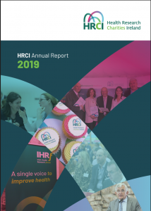HRCI 2019 Annual Report front cover