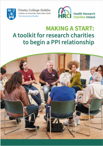 A toolkit for research charities to begin a PPI relationship
