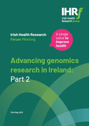 IHRF Report May 21 Cover
